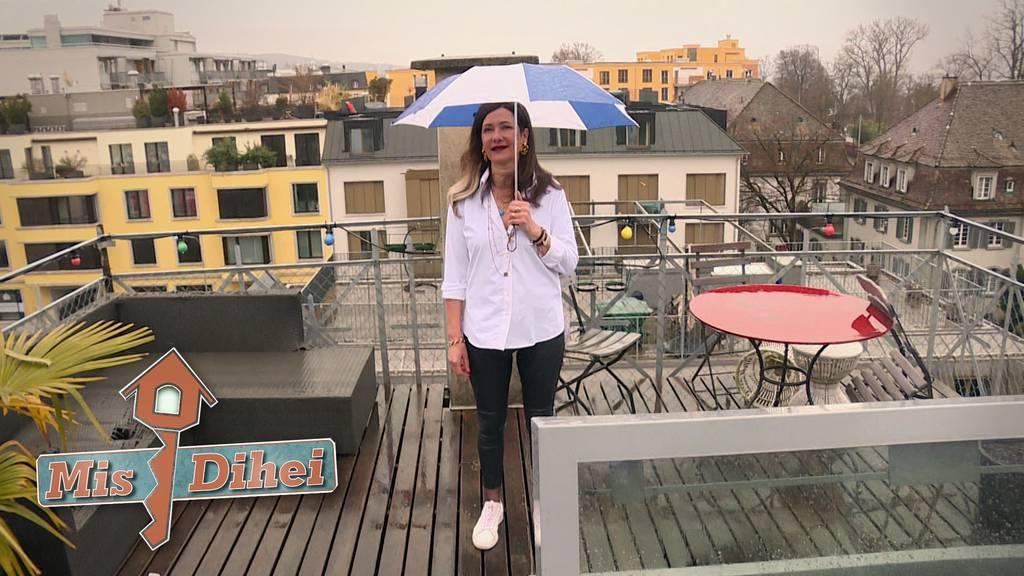 Jeanne zeigt, wie grosszügig man in Zürich wohnen kann