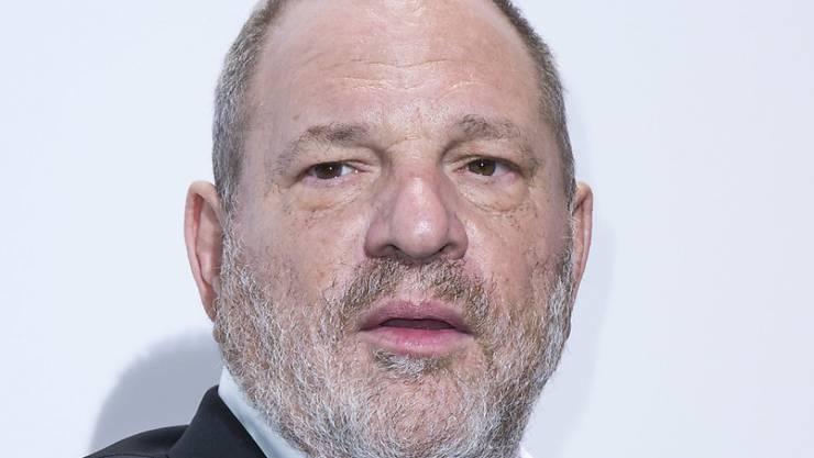 Interpretiert sexuelle Belästigung und Vergewaltigung eigenwillig: Der gefallene Hollywood-Filmproduzent Harvey Weinstein sieht sich nicht als Täter, sondern eher als Opfer (in einer Aufnahme vom 24. Mai 2017 in Cap d'Antibes, Frankreich).