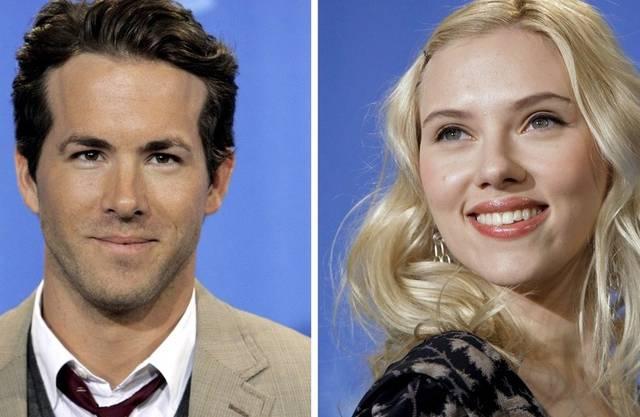Ryan Reynolds und Scarlett Johansson gehen seit 2010 getrennte Wege