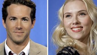 Ryan Reynolds und Scarlett Johansson gehen getrennte Wege