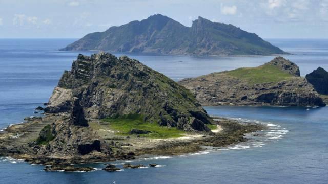 Die umstrittene Inselgruppe 400 Kilometer von Okinawa