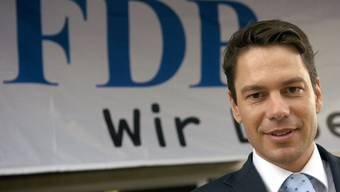 FDP-Generalsekretär Stefan Brupbacher wird parteiintern zur Zielscheibe.