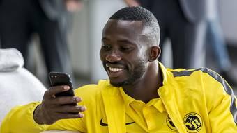 YB-Schlüsselspieler Sékou Sanogo führt seine Karriere in Saudi-Arabien fort
