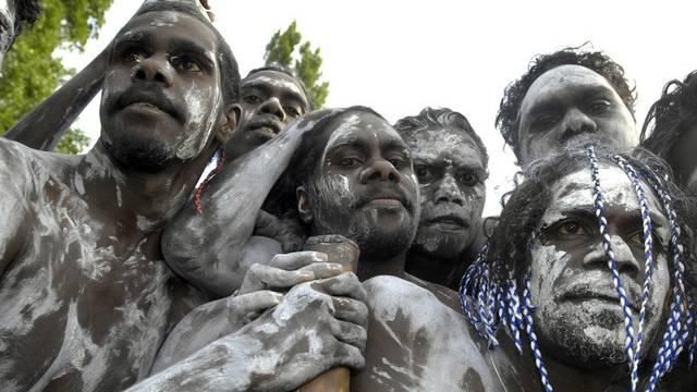 Australiens Ureinwohner, die Aborigines (Symbolbild)