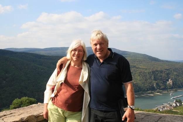 Wolfgang und Hanni Schulze