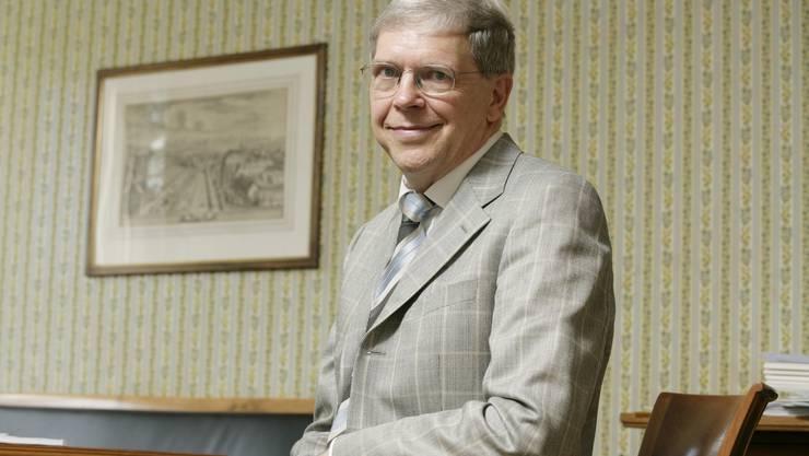 Wer folgt auf Uni-Rektor Andreas Fischer? Am 24.Juni wählt der Universitätsrat.