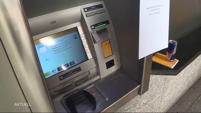 Totalausfall bei Postfinance