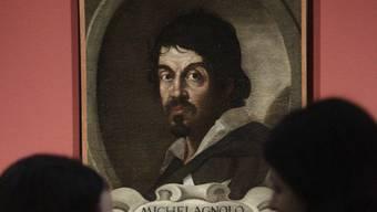 Caravaggio, gemalt von einem unbekannten Künstler: Es wurden rund 100 Werke Caravaggios entdeckt (Archiv)