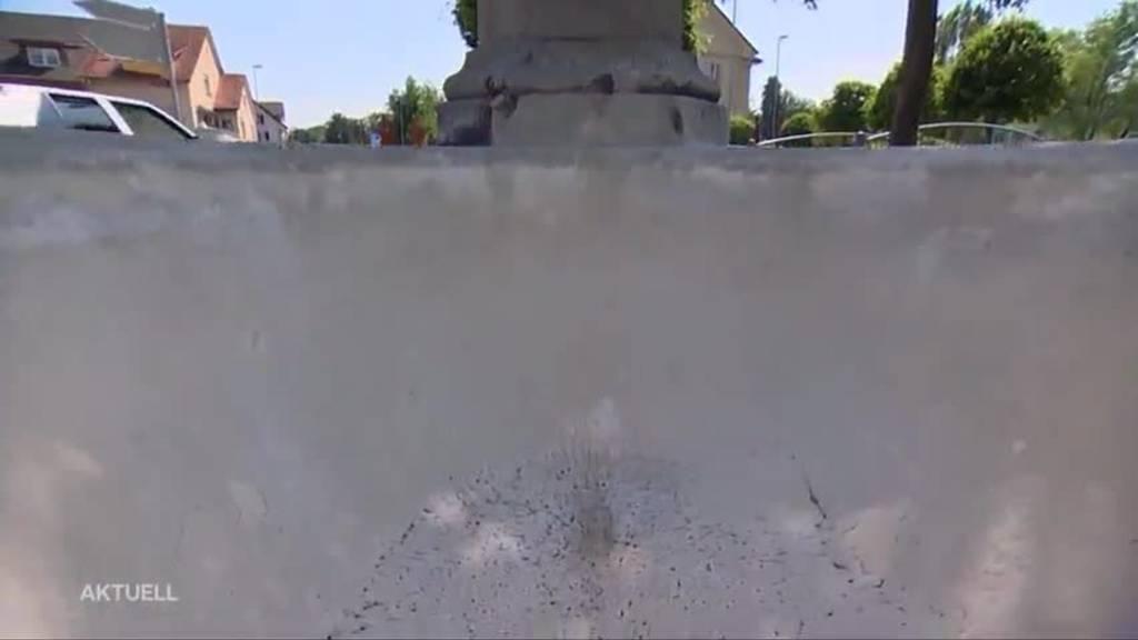 Wasserknappheit nimmt in mehreren Gemeinden zu
