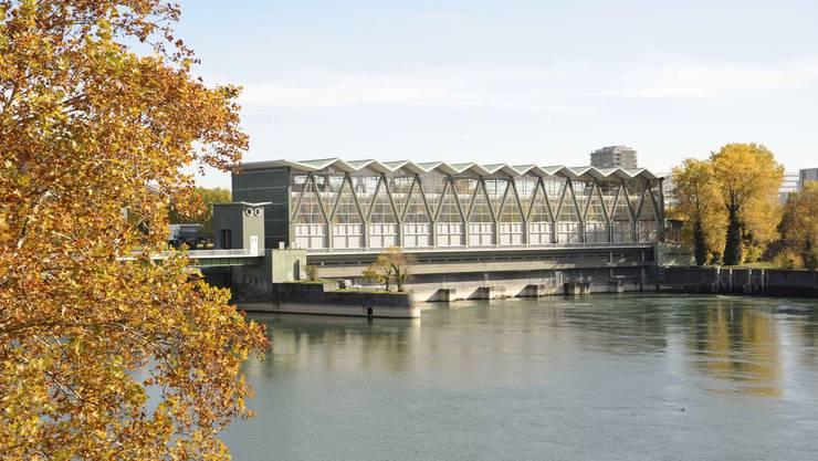Das Rhein-Kraftwerk in Birsfelden. (Archivbild)