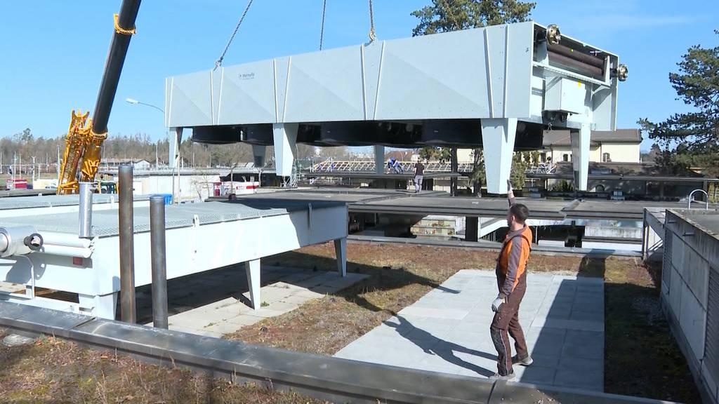 Baulärm statt Schweigeminute: Krematorium Bern wird renoviert