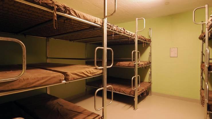Maximal 80 Männer aus Syrien und Eritrea werden ab Mitte September in Olten untergebracht.