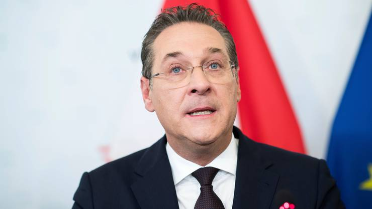 Stolperte über die «Ibiza-Affäre»: Ex-Vizekanzler Heinz-Christian Strache.