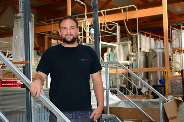Vor sieben Jahren übernahm Philippe Becsey zusammen mit seiner Familie die Recoplast AG.