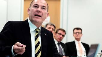 Anton Lauber will der Gemeindeinitiative einen Gegenvorschlag gegenüber stellen.