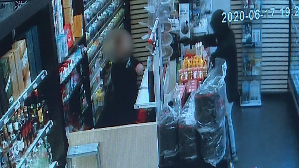 Polizei schnappt Kiosk-Räuber in Hägendorf