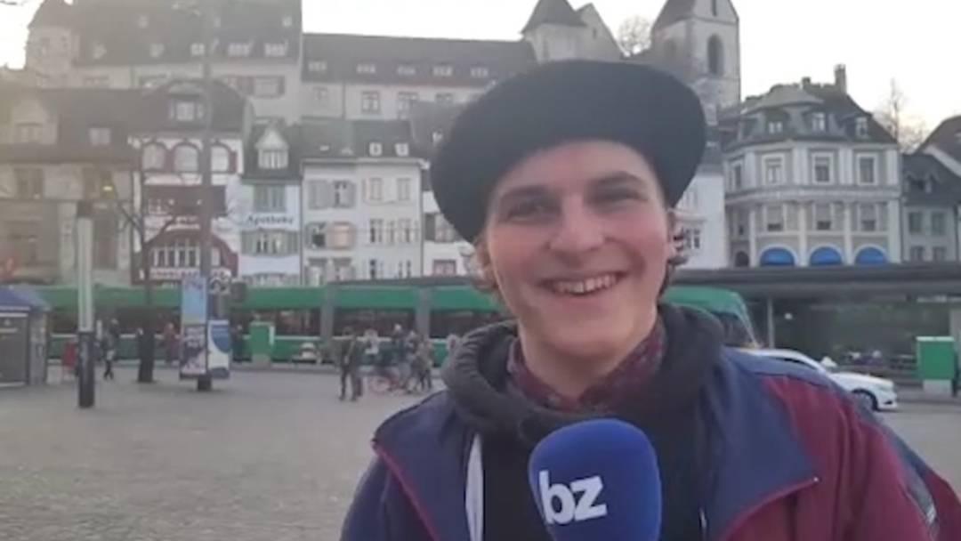 Faul und verblendet? Basler Klimastreikende kontern Kommentare aus dem Internet