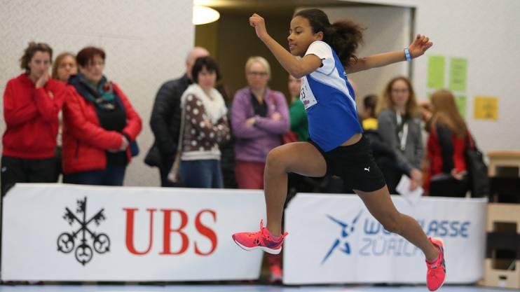 Geschicklichkeit, Talent, Teamspirit: Darauf kommt es am «UBS Kids Cup» an.