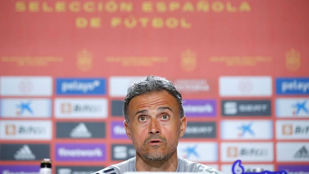 Luis Enrique geht mit Spanien seinen Weg und bietet deswegen Angriffsfläche
