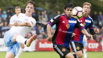 Nach dem Sieg gegen Zug 94 geht es für den FC Basel nun gegen Tuggen.
