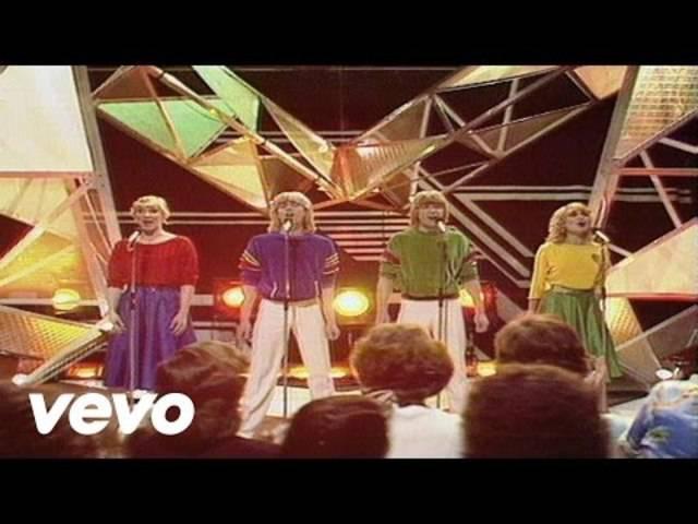 Platz 1 für das Vereinigte Königreich, 1981.