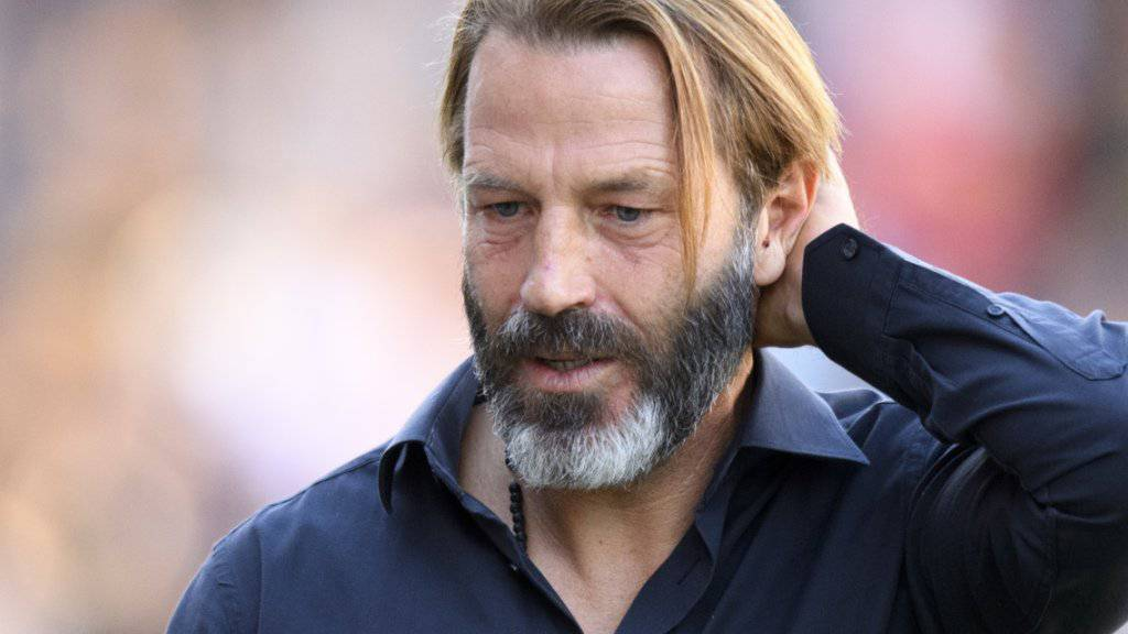 Für Sion-Trainer Paolo Tramezzani dürfte die Heimpartie gegen Lausanne das Spiel der letzten Chance sein