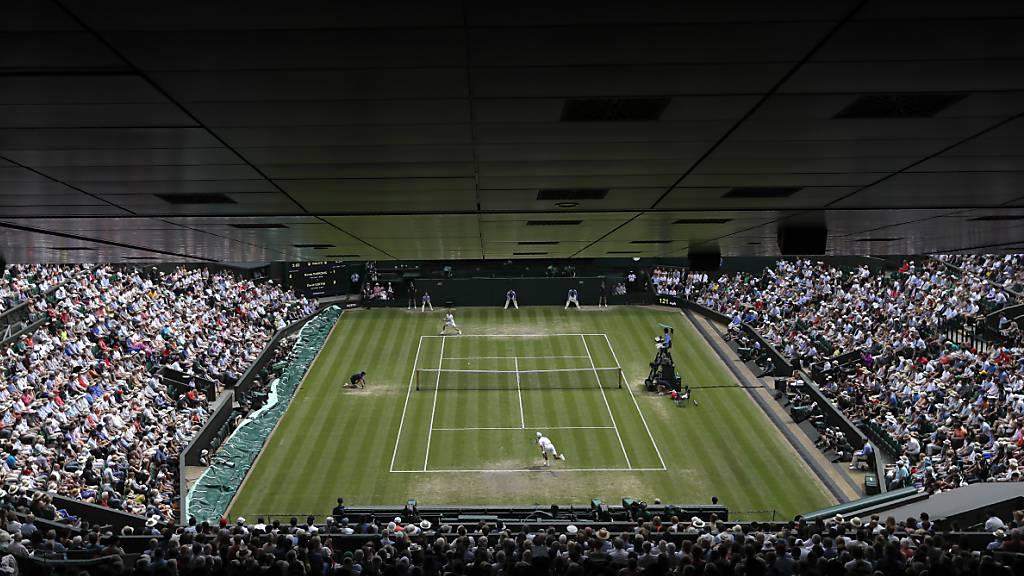 Wimbledon-Turnier fällt in diesem Jahr aus