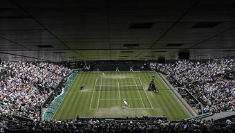 In Wimbledon gibt es in diesem Jahr kein Grand-Slam-Turnier