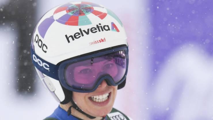 Michelle Gisin ist im ersten Training von Lake Louise die schnellste Schweizerin