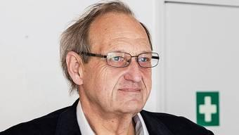 Verwaltungsratspräsident Roland Huggler.