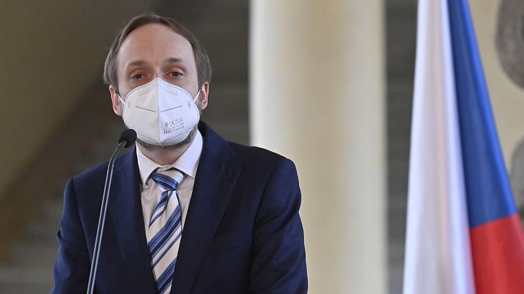 Neuer tschechischer Aussenminister stellt Russland Ultimatum