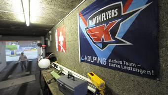 Die Besitzer der Kloten Flyers sind auf der Suche nach einem Käufer