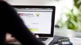 Die Aargauer Unternehmen können ab 2021 ihre Steuererklärung online abgeben.