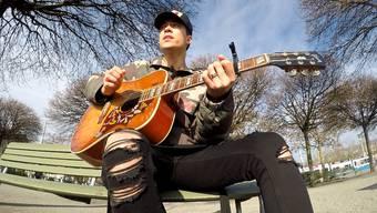 Musiker Naeman im Videointerview