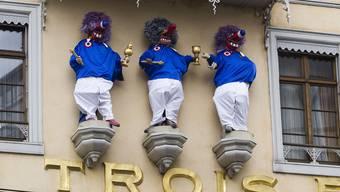 Das Hotel Trois Rois heisst nun wieder «Hotel Drey Waggis»