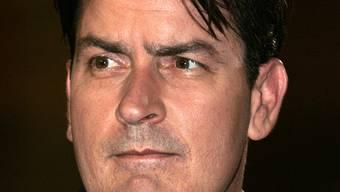"""Charlie Sheen wurde bei """"Two and a Half Men"""" gefeuert - wie seine Figur den Abgang macht, ist aber noch unklar (Archiv)"""