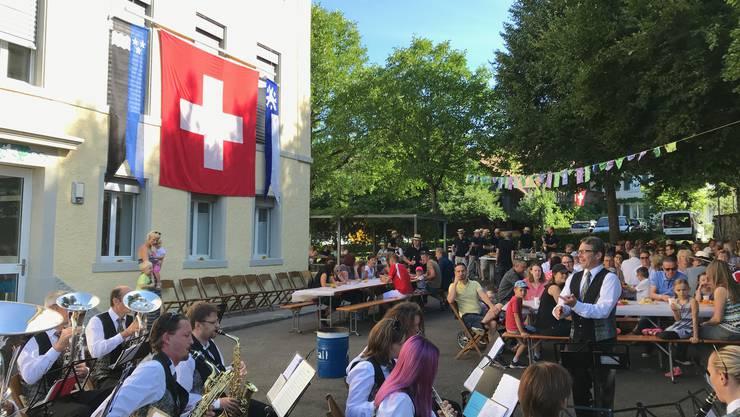 1. August-Feier Egliswil
