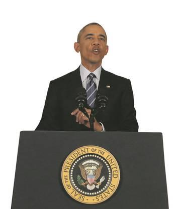 «Nach zwei Jahren Verhandlungen haben die USA zusammen mit der internationalen Gemeinschaft etwas erreicht, was in jahrzehntelanger Feindschaft nicht zustande kam: Ein umfassendes, auf lange Sicht ausgerichtetes Abkommen, das Iran davon abhalten wird, eine Atombombe zu bekommen.»