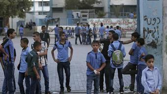 Israel wirft der Hamas vor, UNO-Einrichtungen wie eine Schule im Gazastreifen zu nutzen, um Terroristen zu schützen. (Symbolbild)