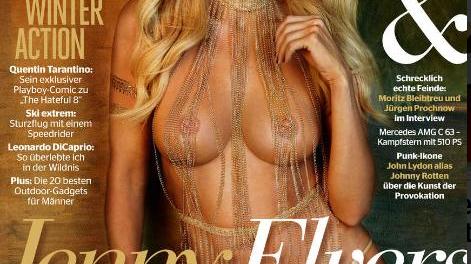 Irene Schaur für Playboy Februar 2016