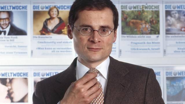 Das Verfahren gegen ihn wurde eingestellt: Roger Köppel (Archiv)
