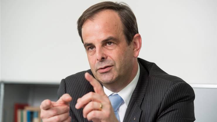 Gerhard Pfister ist Nationalrat und Präsident CVP Schweiz.