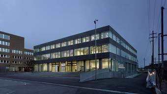 In den Kantonen Baselland und Basel-Stadt steht die Frage der künftigen Finanzierung der Fachhochschule Nordwestschweiz (hier der Standort Olten) im Raum.