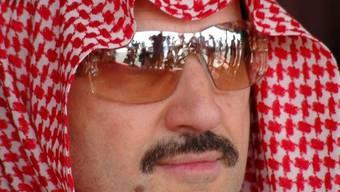 "Prinz Al-Walid bin Talal vertraut auf ""Bloomberg Billionaires"" (Archiv)"