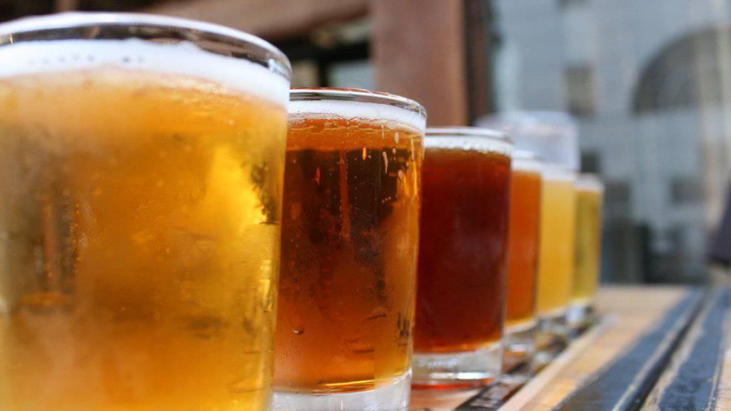 Biersorten gibt es bereits in Hülle und Fülle - bald auch auf Basis von Urin. Mit dieser Aktion wollen belgische Forscher Vorurteile abbauen. (Symbolbild)