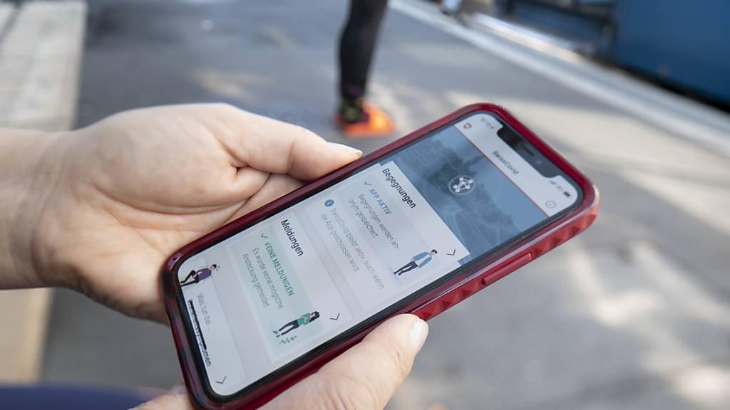 Covid-App technisch schon im August im Ausland einsetzbar