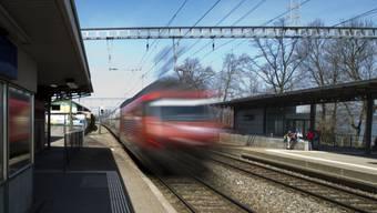 Selmstmord vor dem Zug ist auch für jeden Lokführer ein Albtraum.