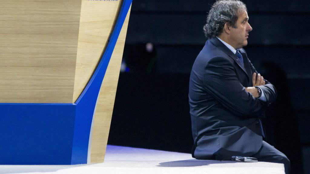 Michel Platini will sich den FIFA-Ethikhütern nicht nochmals stellen