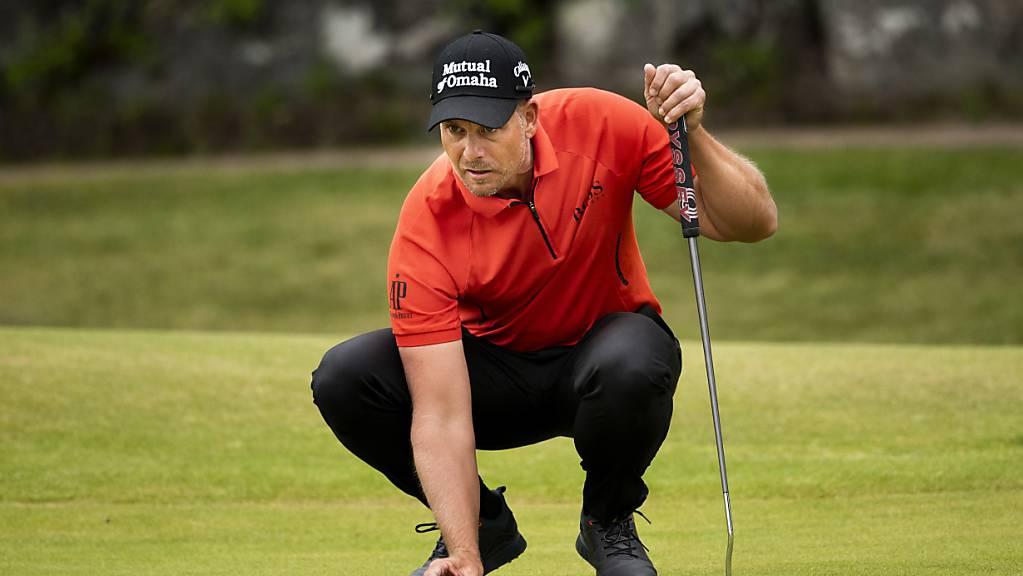 Henrik Stenson - erfolgreichster schwedischer Golfprofi