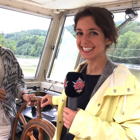 Schafft Céline an der Tössegg das Captain-Diplom?